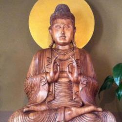 Bouddha à Kanshoji